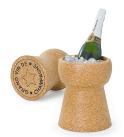 Champagne kurk Wine Cooler