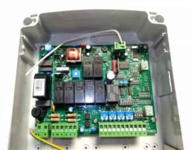 Ditec Entrematic E2 besturing 2 motoren 230V.=vervangen door LCA 70 met softstop.