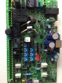 LCU40H Ditec entrematic print,  24v sturing voor 2 motoren.  deze vervangt de VIVAH sturing