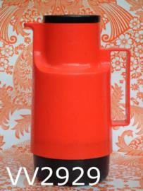 Thermoskan 'Seventies' oranjerood