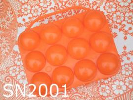 Seno eierdoos 'Seventies' oranje