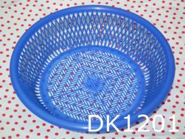 Mand XL kobaltblauw