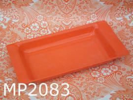 Mepal Rosti broodschaal/schaal 'Seventies' oranje