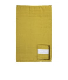 Mijn Stijl - Handdoek - Keuken - Geel