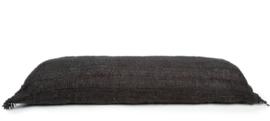 Kussen Oh my gee - Black - 100x35cm