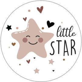 Labelr - Muurcirkel - Star