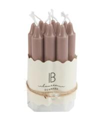 Ib Laursen - kaarsen - bundel van 10 stuks - Malva