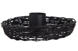 IB Laursen - kandelaar fil de fer - metaal