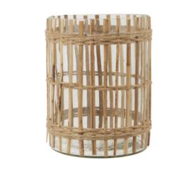 Ib Laursen - theelichthouder met bamboe