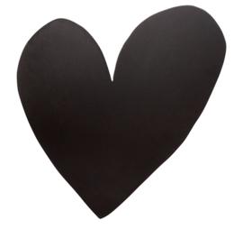 Vt Wonen - Heart - Hout - 49 cm