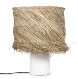 The pandan table lamp - Wit