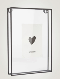 Vt Wonen - Photo frame - metal black - 20 x 28cm