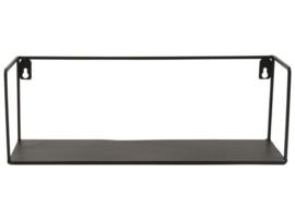 gusta - Wandplankje - Metaal - 35 x 12 cm