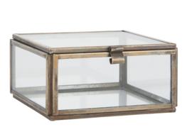 Ib Laursen - glazen kistje - Square