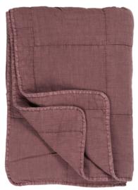 Ib Laursen - Quilt - kleur Malva