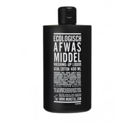 Mijn Stijl - Afwasmiddel - Geur Cotton - Zwarte fles