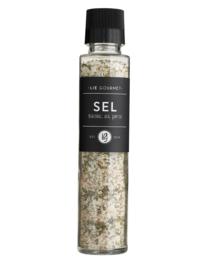 Lie Gourmet - Zout met basilicum, knoflook & peterselie