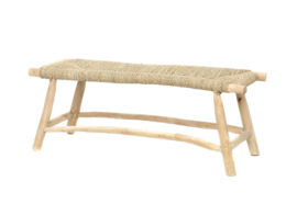 The porto seagrass bench