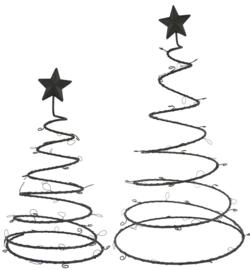 Ib Laursen - Kerstboom - set van 2