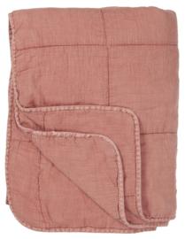 Ib Laursen - Quilt - kleur oud roze