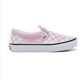 Classic slip on roze