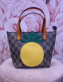 BAG COLOURED PINEAPPLE