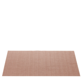 Placemat koper metallic