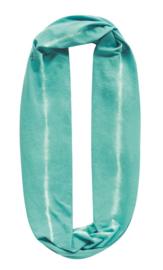 Infinity Organic Cotton Buff® Viridian Shibori