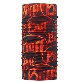 Original BUFF® Multi Logo Orange Fluor