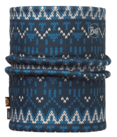 Reversible Polar Neckwarmer BUFF® Knit Dark Navy
