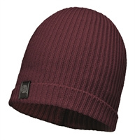 Knitted Hat BUFF® Basic Hat Wine