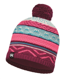 Knitted & Polar Hat BUFF® Switch Pink Cerisse