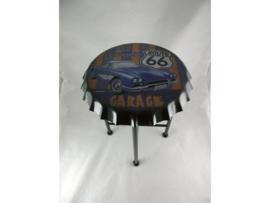 Vintage Krukje Blauw