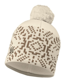 Knitted & Polar Hat BUFF® Whistler Cru