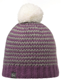 Knitted And Polar Hat BUFF® Dorn Plum