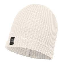 Basic White Egret Hat [Hat Knitted.]