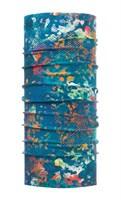 High Uv BUFF® Aquatic Camo Turquoise