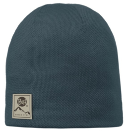 Knitted And Polar Hat BUFF® Solid Ocean