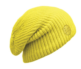Knitted And Polar Hat BUFF® Drip Yellow Fluor