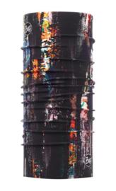 High Uv BUFF® Graffiti Black
