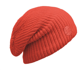 Knitted And Polar Hat BUFF® Drip Orange