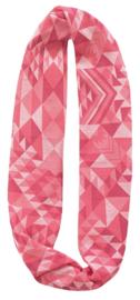 Cotton Jacquard Infinity BUFF® Tribe Pink