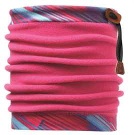 POLAR NECKWARMER BUFF® DEBBIE / DRAGON FRUIT