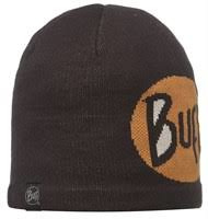 Knitted And Polar Hat BUFF® Logo Black