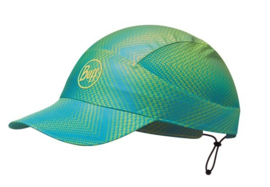Pack Run Cap BUFF® R-Jam Lime