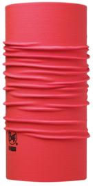 High Uv BUFF® Solid Fiery Red