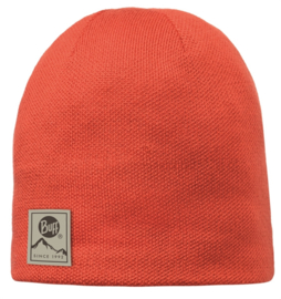 Knitted And Polar Hat BUFF® Solid Orange