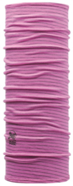 Junior and Child Wool Buff® Dyed Stripes Roze