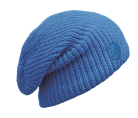 Knitted And Polar Hat BUFF® Drip Blue