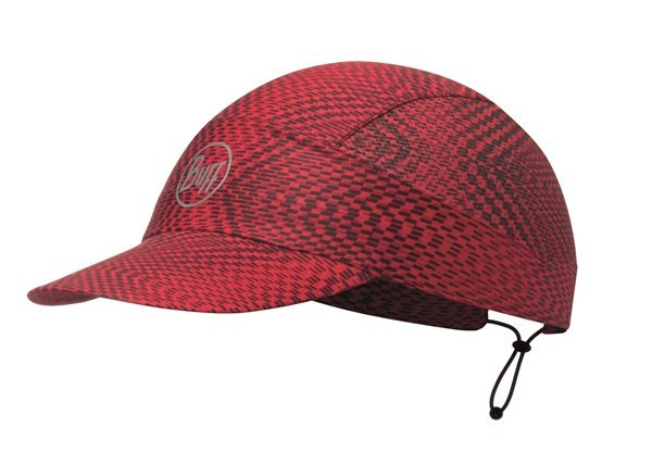 Pack Run Cap BUFF® R-Jam Red